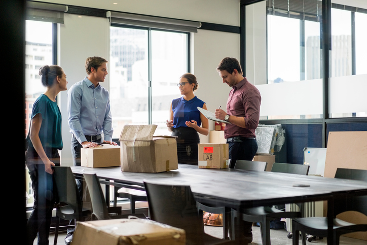 Moving Commercial Spaces